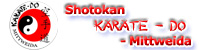 Shotokan Karate Do - Mittweida